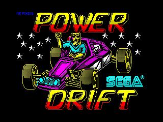 Power Drift (Power Drift)
