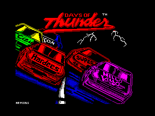 Days of Thunder (Days of Thunder)