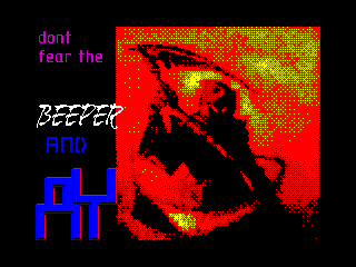 Dont Fear the Beeper (Dont Fear the Beeper)