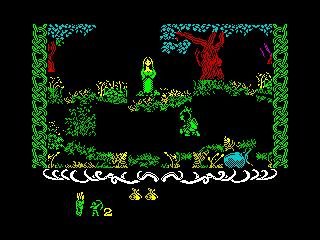 Robin of the Wood ingame 1 (Robin of the Wood ingame 1)