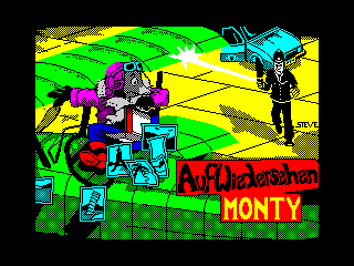 Auf Wiedersehen Monty (Auf Wiedersehen Monty)