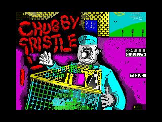 Chubby Gristle (Chubby Gristle)