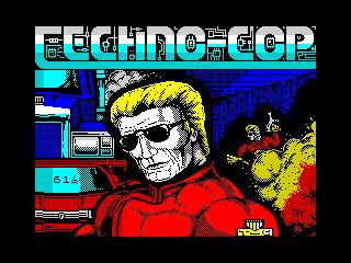 Techno Cop (Techno Cop)