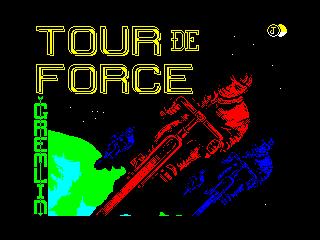 Tour de Force (Tour de Force)