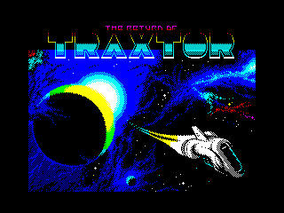 The Return of Traxtor (The Return of Traxtor)