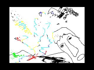 Мышка-норушка задела реактор (Мышка-норушка задела реактор)
