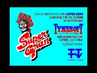 Super Gran (Super Gran)
