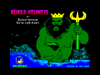 Behold Atlantis (Behold Atlantis)