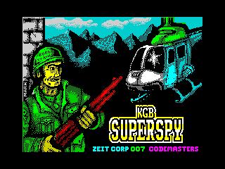 KGB Superspy (KGB Superspy)