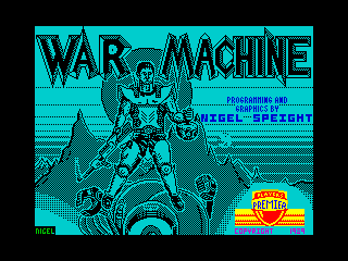 War Machine (War Machine)