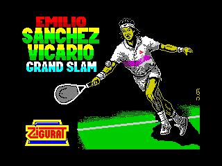 Emilio Sanchez Vicario Grand Slam (Emilio Sanchez Vicario Grand Slam)