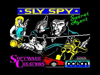 Sly Spy: Secret Agent (Sly Spy: Secret Agent)