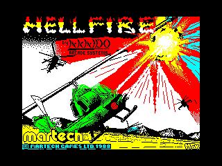Hellfire Attack (Hellfire Attack)