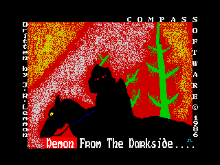 Demon from the Darkside (Demon from the Darkside)