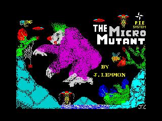 Micro Mutant, The (Micro Mutant, The)