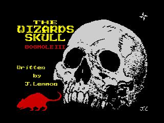 Wizards Skull, The (Wizards Skull, The)