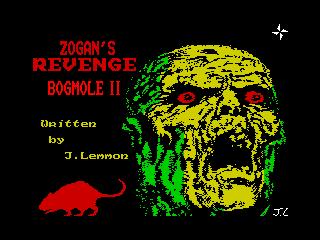 Zogan's Revenge (Zogan's Revenge)