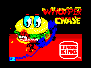 Whopper Chase (Whopper Chase)