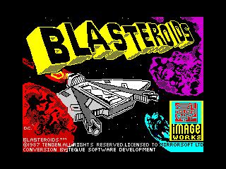 Blasteroids (Blasteroids)