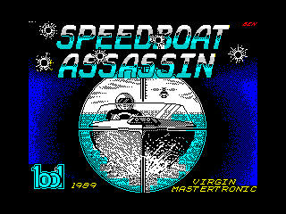 Speedboat Assassins (Speedboat Assassins)