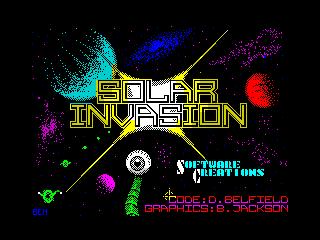 Solar Invasion (Solar Invasion)