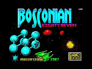 Bosconian '87 (Bosconian '87)