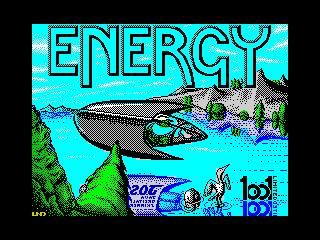 Energy Warrior (Energy Warrior)