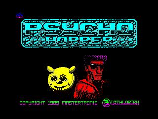 Psycho Hopper (Psycho Hopper)