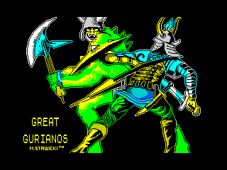 Great Gurianos (Great Gurianos)