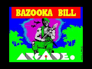 Bazooka Bill (Bazooka Bill)
