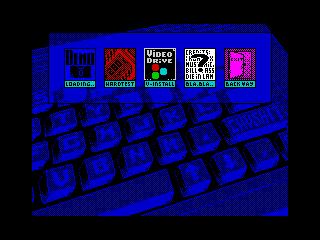 Keyboard poster (Keyboard poster)