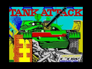 Tank Attack (Tank Attack)
