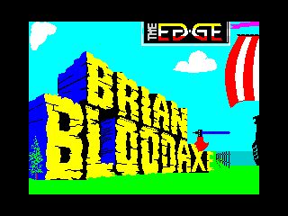 Brian Bloodaxe (Brian Bloodaxe)