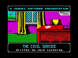 Civil Service (Civil Service)