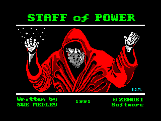 Staff of Power, The (Staff of Power, The)