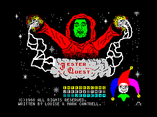Jester Quest (Jester Quest)