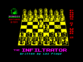 Infiltrator, The (Infiltrator, The)