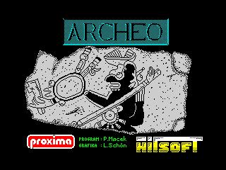 Archeo (Archeo)