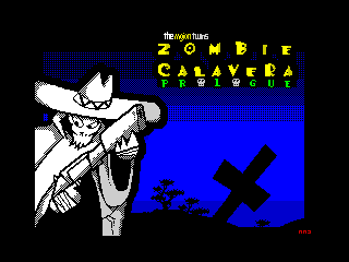 Zombie Calavera Prologue (Zombie Calavera Prologue)
