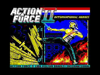 Action Force II (Action Force II)