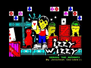 Izzy Wizzy (Izzy Wizzy)
