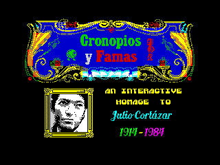 Cronopios Y Famas - Intro (Cronopios Y Famas - Intro)