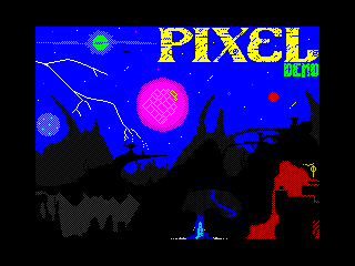 Pixel Megademo Intro One (Pixel Megademo Intro One)