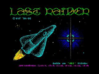 Last Raider (Last Raider)