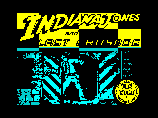 Indiana Jones and the Last Crusade (Indiana Jones and the Last Crusade)