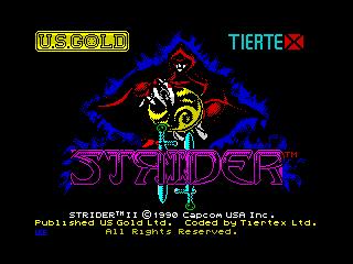 Strider II (Strider II)