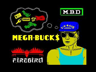 Mega Bucks (Mega Bucks)