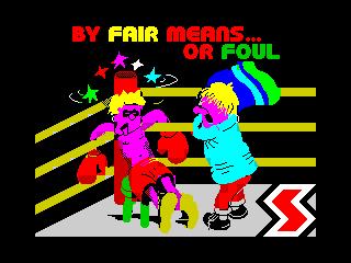 By Fair Means...or Foul (By Fair Means...or Foul)