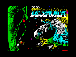 ZX Destroyer (ZX Destroyer)