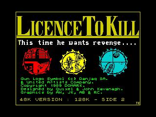Licence to Kill (Licence to Kill)